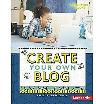 Crear tu propio Blog