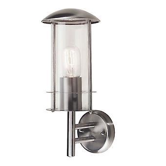 Bruges St Steel Wall Lantern - Elstead Lighting