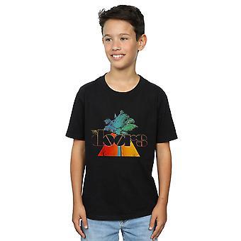 The Doors Boys Palm Triangle T-Shirt