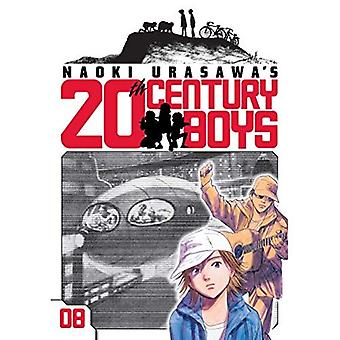 Naoki Urasawa 20th Century Boys, Volume 8