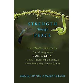 Stärke durch Frieden - wie Entmilitarisierung führte zu Frieden und Happine