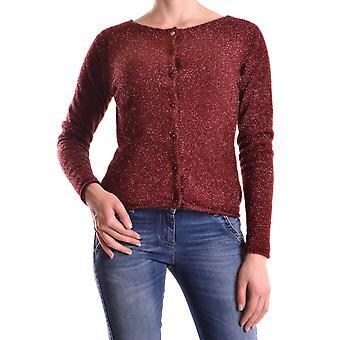 Twin-set Ezbc060036 Naiset's Punainen Polyesteri Cardigan