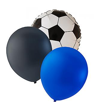 Favorite team-21 balloons for all real football fans.