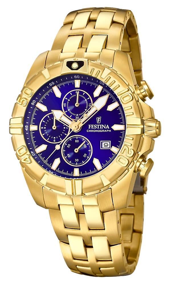 Festina F20356/3 Chrono sport watch 43 Mm
