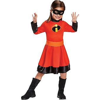 Incredibles Violet Toddler Costume