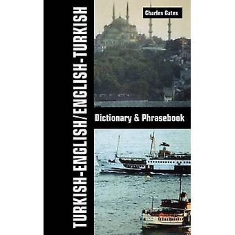 Turkish-English / English-Turkish Dictionary & Phrasebook by Char