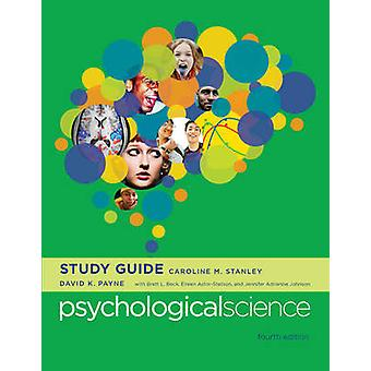 Psychological Science Study Guide (4th Revised edition) by Caroline M