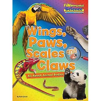 Fundamental Science Key Stage 1 - Wings - Paws - Scales and Claws - All