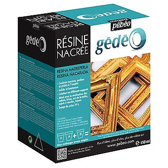 Pebeo Gedeo Pearl Resin 150ml (Gold)