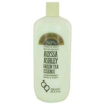 Alyssa Ashley Green Tea olemus Alyssa Ashley Body Lotion 25,5 oz (naiset) V728-538043