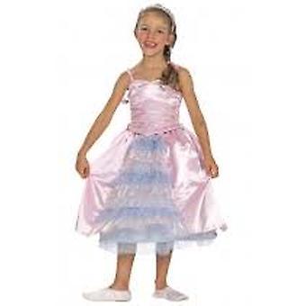 Children's costumes  Princess Dress 2 Sides