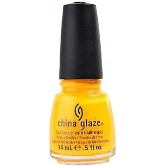 China Glaze Nail Polish Collection - Sun Worshiper 14ml (80947)