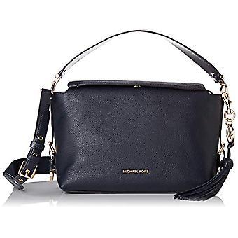 Michael Kors Satchel Blue Women's Shoulder Bag (Admiral) 5x15x20 cm (W x H x L)