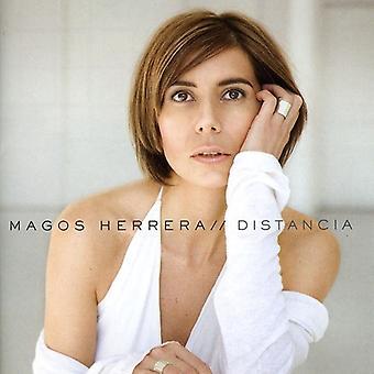 Magos Herrera - Distancia [CD] USA import