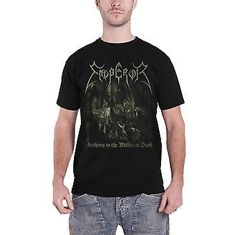 Keizer T shirt Anthems aan de Welkin 2017 band logo nieuwe officiële mens zwart