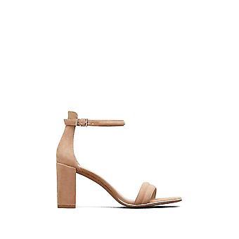 Kenneth Cole New York naisten Lex kangas avoin toe rento nilkka hihna sandaalit