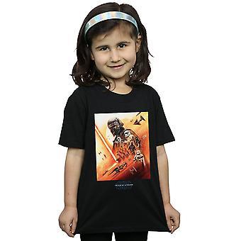 Star Wars The Rise Of Skywalker First Order Poster Girls T-Shirt