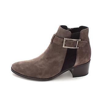 Aquatalia النساء فلورين سويد النسيج مغلقة أحذية أزياء الكاحل