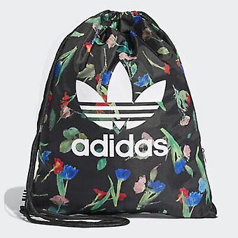 Adidas Womens Originals Gym Sack Draw String Bag Floral Print ED5887