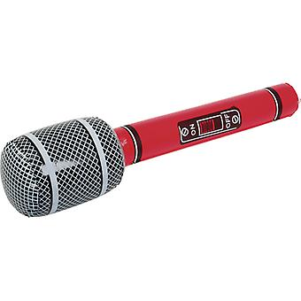Microphone gonflable