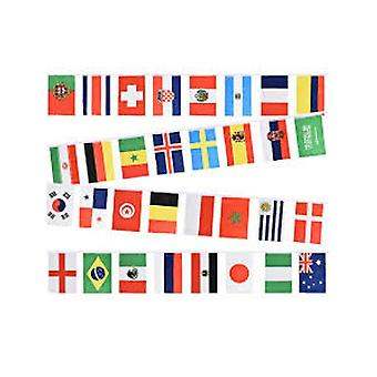 World Cup 2018 land Bunting
