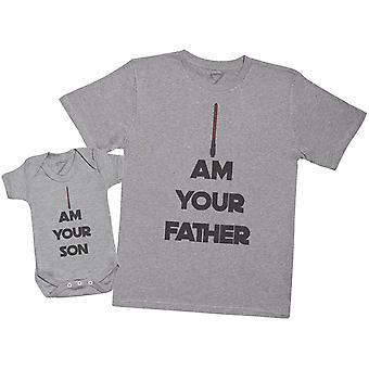 I Am Your Father And Son - Mens T Shirt & Baby Bodysuit