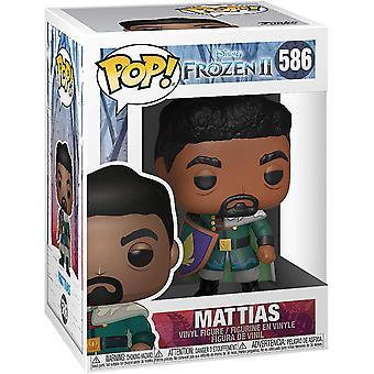 Funko POP Disney: Frozen 2-Matthias collectible figuur