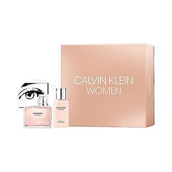 Frauen's Parfüm Set Calvin Klein (2 Stück)