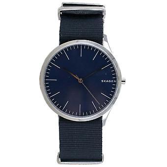 Relógio de pulso masculino de Skagen Jorn Nylon SKW6364