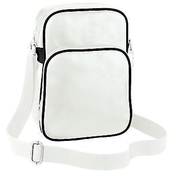 Bagbase Original Airline Reporter Bag (4 Litres) (Pack of 2)