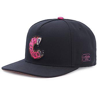 Cayler & sons Snapback Cap - Los Munchos black / pink