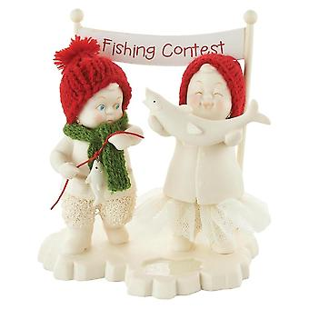 Snowbabies Fishing Contest