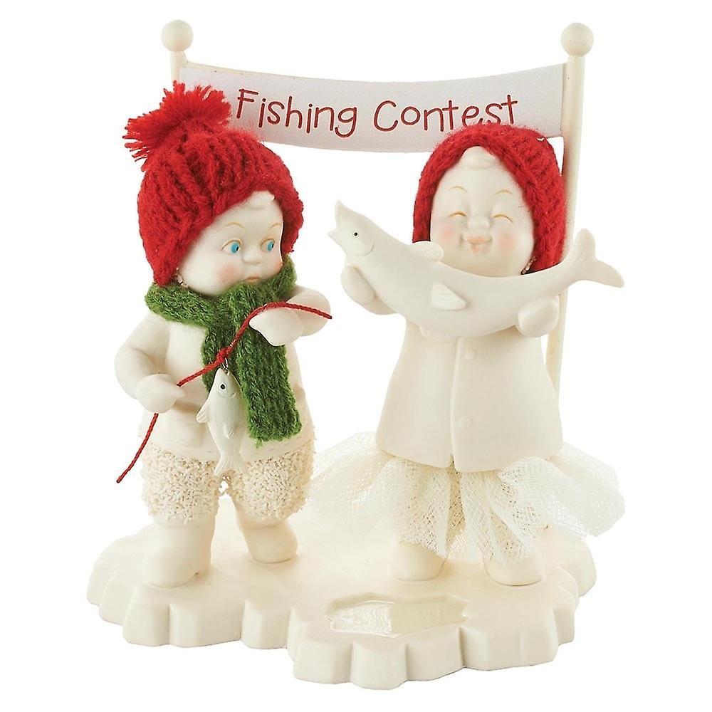 Snowbabies Fishing Contest