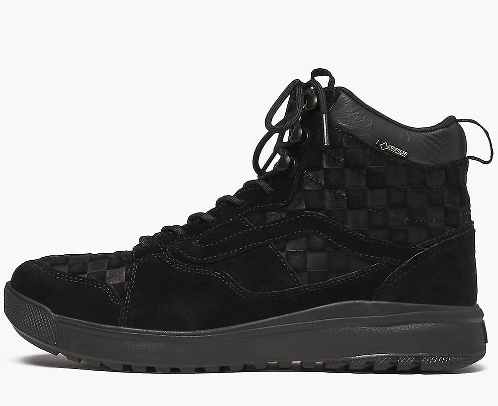 Ultrarange Salut Goretex MTE Black Sneakers