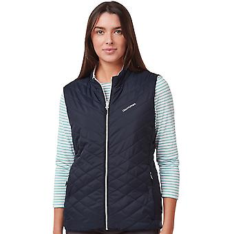 Craghoppers Womens Compresslite Insualted Body Warmer Gilet