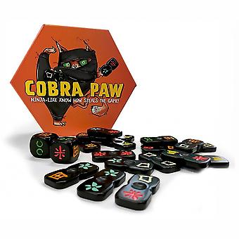 Bananagrams Cobra paw Dice spel