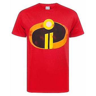 The Incredibles 2 Men's Adults Red T-Shirt Top