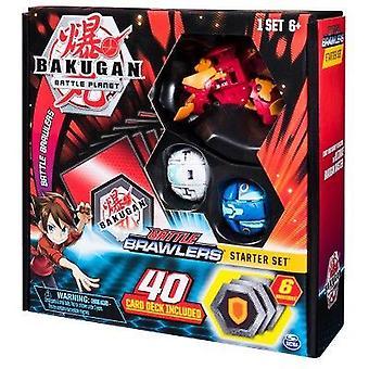 Bakugan Card Game Starter Pack - Pyrus Hydorous