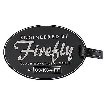 Firefly Q-Tag Luggage Tag