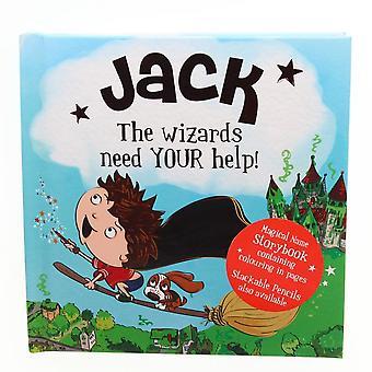Geschichte & Heraldik magischen Namen Storybook - Jack