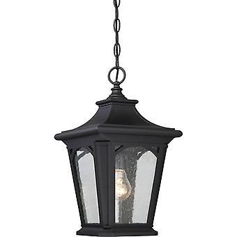 1 Light Small Chain Lantern Bedford