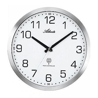 壁の時計付きラジオ アトランタ - 4371-0