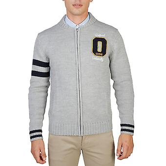 Oxford University Original Men Fall/Winter Sweater - Grey Color 55792