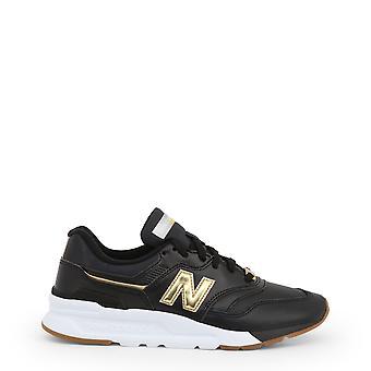 التوازن الأصلي الجديد للمرأة طوال العام أحذية رياضية اللون الأسود - 72916