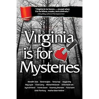 Virginia Is for Mysteries by Sisters in Crime