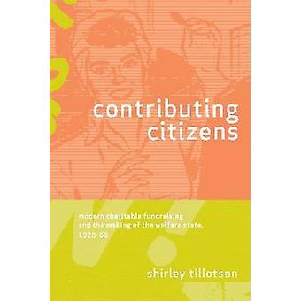 Bijdragen van de burgers - moderne charitatieve fondsenwerving en de maken o