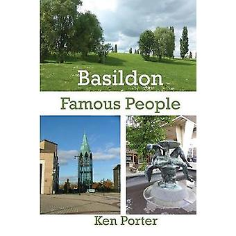 Basildon Famous People by Porter & Ken