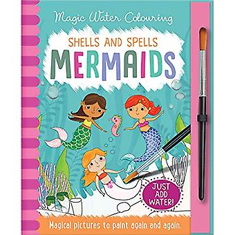 Shells and Spells - Mermaids by Jenny Copper - 9781789581140 Book