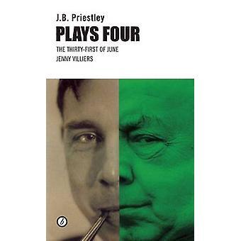 Priestley - spiller fire av J. B. Priestley - 9781849432177 bok