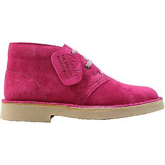 Clarks Desert Boot Pink 26104871 Pre-School
